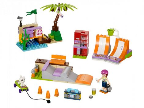 41099 LEGO® Friends Heartlake korcsolyapark