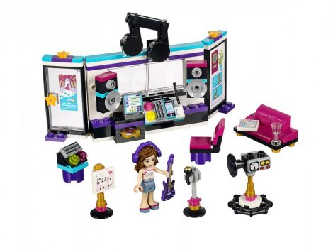 41103 LEGO® Friends Popsztár Hangstúdió