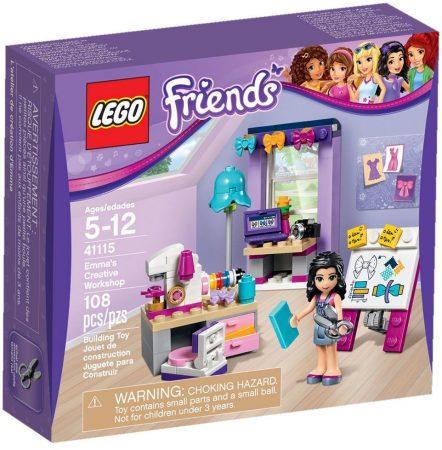 41115 LEGO® Friends Emma kreatív műhelye
