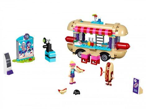 41129 LEGO® Friends Vidámparki hotdog árusító kocsi