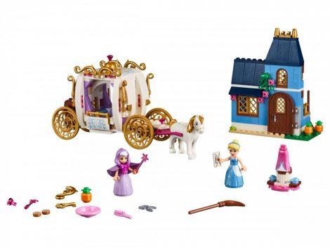 41146 LEGO® Disney Princess™ Hamupipőke varázslatos estélye