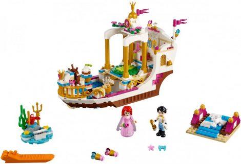41153 LEGO® Disney™ Ariel királyi ünneplő hajója