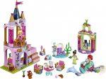 41162 LEGO® Disney Princess™ Ariel, Aurora és Tiana királyi ünnepsége