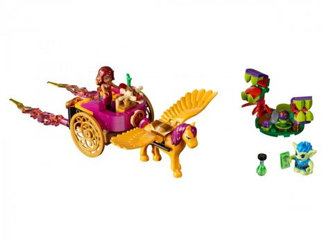 41186 LEGO® Elves Azari és a manóerdei szökés
