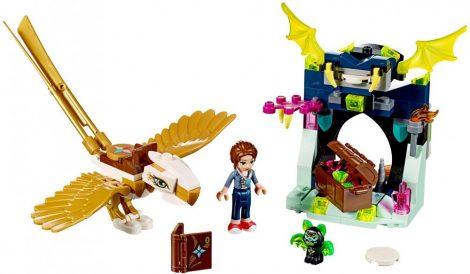41190 LEGO® Elves Emily Jones szökése a sassal