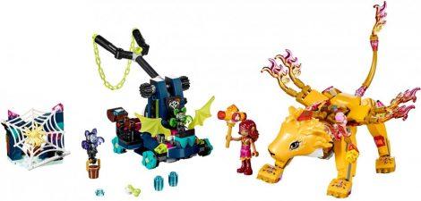 41192 LEGO® Elves Azari és a tűzoroszlán elfogása