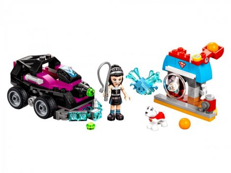 41233 LEGO® DC Super Hero Girls™ Lashina™ harckocsija