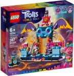 41254 LEGO® LEGO® Trolls world tour Vulkán Rock City koncert