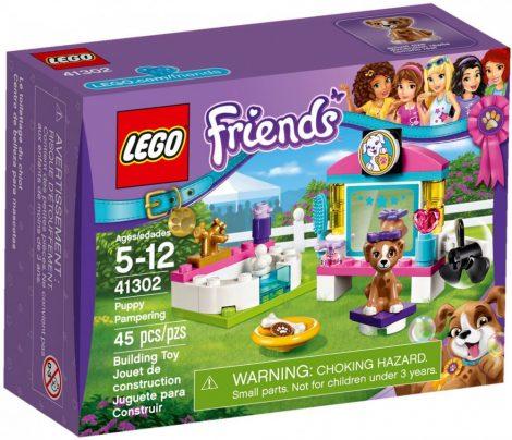 41302 LEGO® Friends Kutya szépségszalon