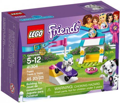 41304 LEGO® Friends Kutyatrükkök és jutalomfalatok