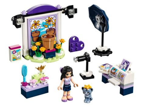 41305 LEGO® Friends Emma fotóstúdiója