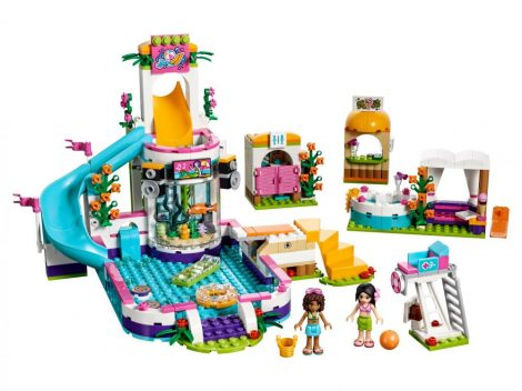 41313 LEGO® Friends Heartlake Élményfürdő