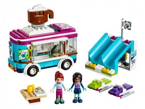 41319 LEGO® Friends A havas üdülőhely forrócsoki-furgonja