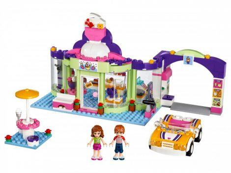 41320 LEGO® Friends Heartlake jeges joghurt üzlete