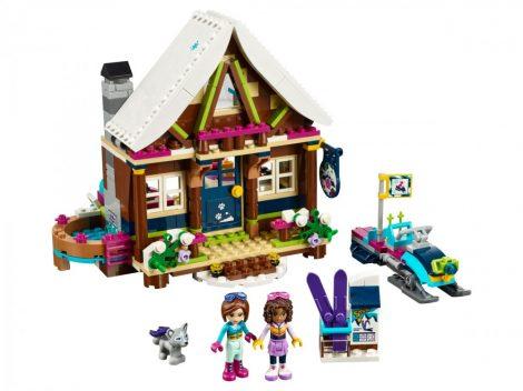 41323 LEGO® Friends Faház a havas üdülőhelyen