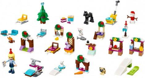41326 LEGO® Friends Adventi naptár 2017