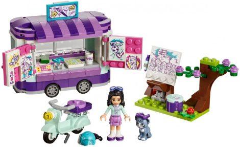 41332 LEGO® Friends Emma festőállványa