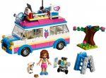 41333 LEGO® Friends Olivia különleges járműve