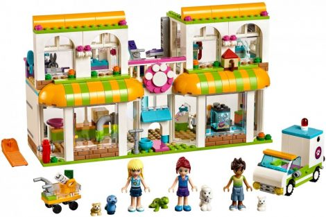 41345 LEGO® Friends Heartlake City kisállat központ