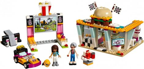 41349 LEGO® Friends Vándorló vacsora