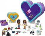 41359 LEGO® Friends A barátság Szív alakú doboza