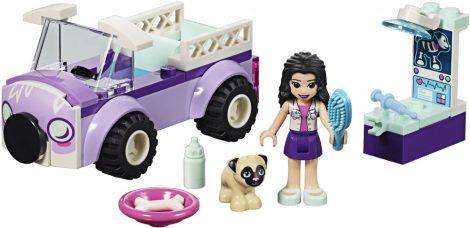 41360 LEGO® Friends Emma mozgó kisállat kórháza