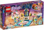 41372 LEGO® Friends Stephanie gimnasztika bemutatója