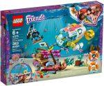 41378 LEGO® Friends Delfin mentő akció