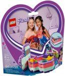 41385 LEGO® Friends Emma nyári szív alakú doboza