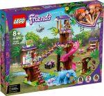 41424 LEGO® Friends Dzsungel Mentőközpont