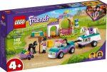 41441 LEGO® Friends Lovasiskola és utánfutó