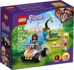 41442 LEGO® Friends Állatklinikai mentő homokfutó