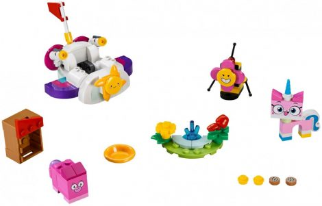 41451 LEGO® Unikitty!™ Unikitty™ Felhőautó