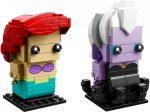 41623 LEGO® Brickheadz Ariel és Ursula