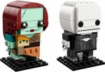 41630 LEGO® BrickHeadz Jack Skellington & Sally