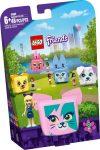 41665 LEGO® Friends Stephanie cicás dobozkája