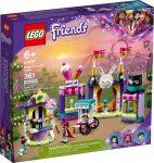 41687 LEGO® Friends Varázslatos vidámparki standok