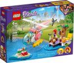 41692 LEGO® Friends Állatklinikai mentőhelikopter