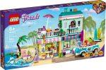 41693 LEGO® Friends Tengerparti házak szörfösöknek