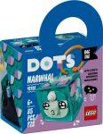 41928 LEGO® DOTs™ Narválos táskadísz