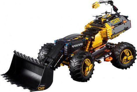 42081 LEGO® Technic™ Volvo kerekes rakodógép - ZEUX