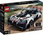 42109 LEGO® Technic™ Applikációval irányítható Top Gear raliautó