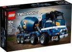 42112 LEGO® Technic™ Betonkeverő teherautó