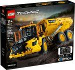 42114 LEGO® Technic™ 6x6-os Volvo csuklós szállítójármű