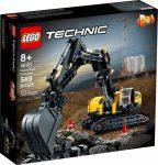 42121 LEGO® Technic™ Nagy teherbírású exkavátor