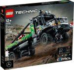 42129 LEGO® Technic™ 4x4 Mercedes-Benz Zetros verseny teherautó