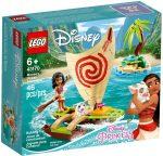 43170 LEGO® Disney™ Vaiana óceáni kalandja