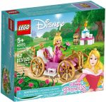 43173 LEGO® Disney™ Csipkerózsika királyi hintója