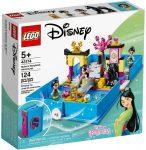43174 LEGO® Disney™ Mulan mesekönyve