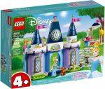 43178 LEGO® Disney™ Hamupipőke ünnepe a kastélyban